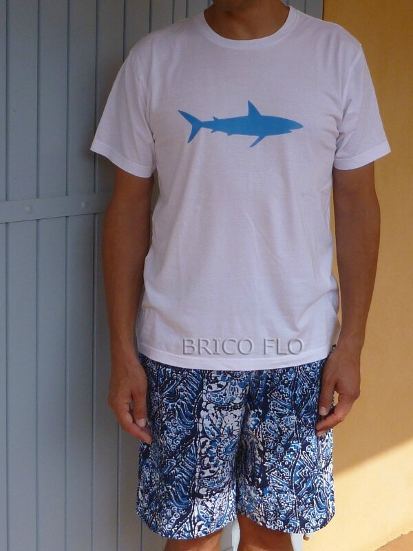 pyjaflo batik requin