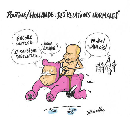 Hollande_Poutine