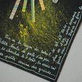 Coco-challenge d'été-devoir d'art plastique journaling