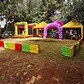 Animation et organisation des anniversaires casablanca 06 61 63 99 59