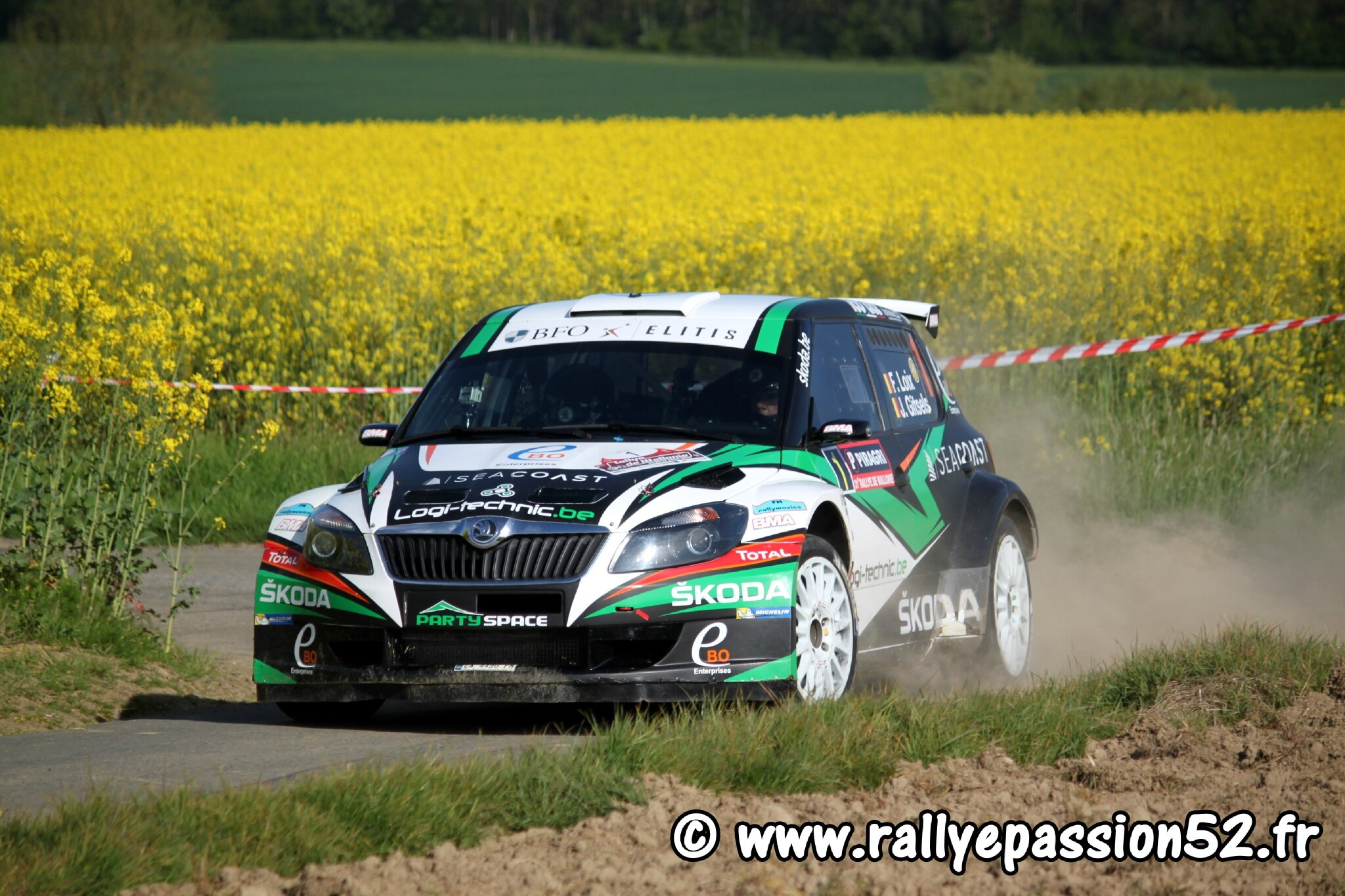 Photos Rallye de Wallonie 2014