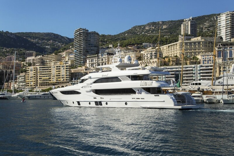 Majesty 135 Port Hercules Monaco (1)