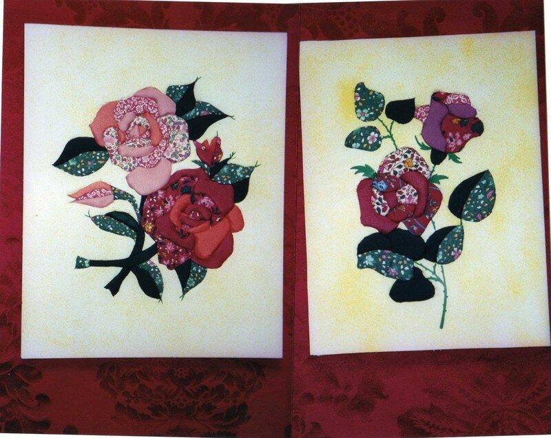 Fleurs tableau sans cadre photo de 4 tableaux en - Tableau sans cadre ...