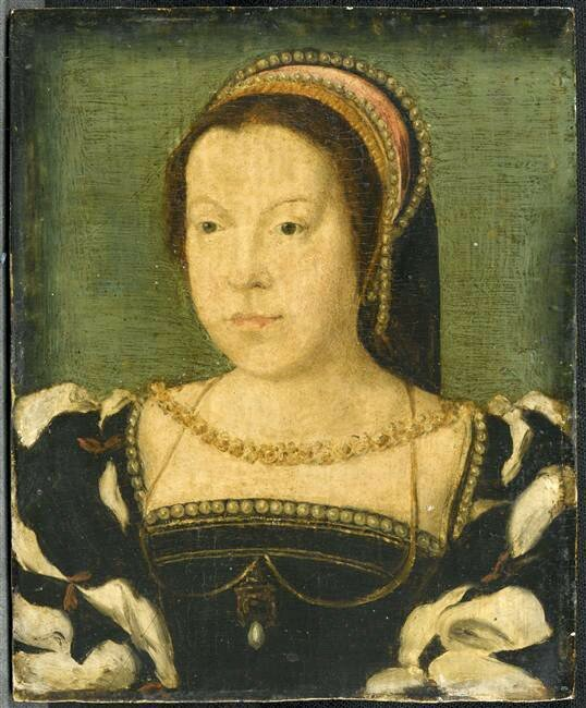 Catherine de Médicis (Chantilly)