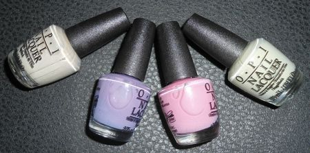 Set OPI Pirates des Caraibes