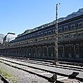 Canfranc, la gare fantôme (Espagne)