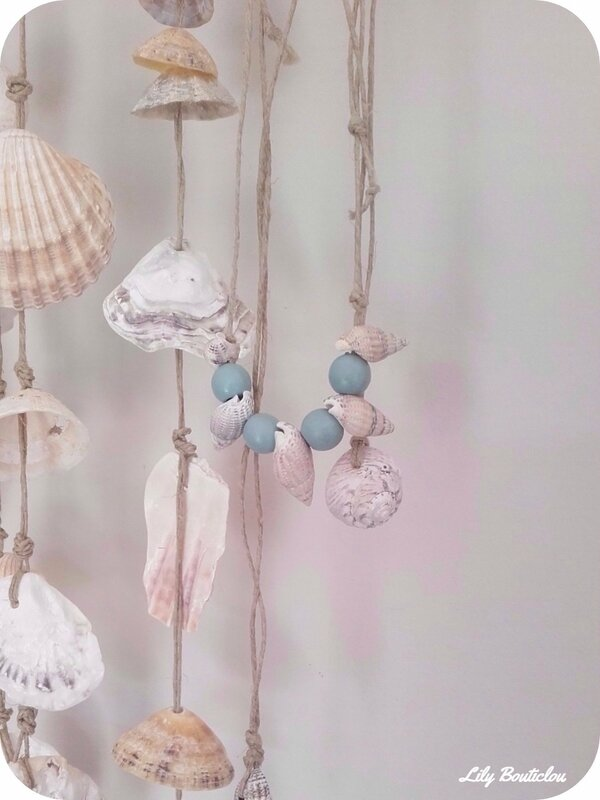 DIY bijoux coquillages lilybouticlou