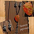 c Sautoir japonais