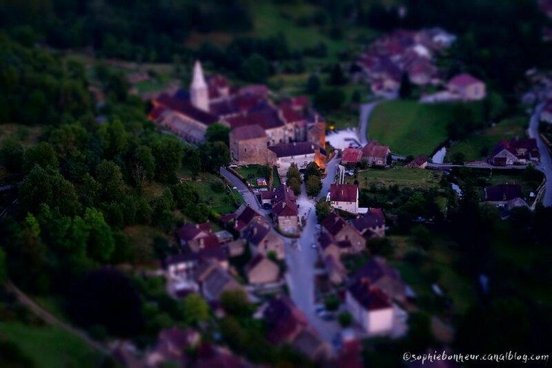 J2 vue Baume soir miniature