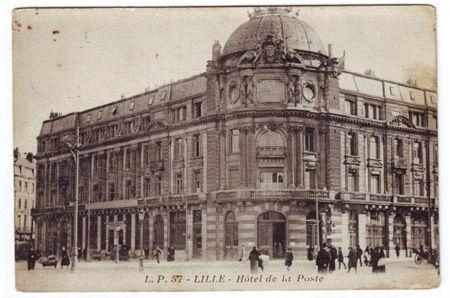 59 - LILLE - Hotel de la Poste