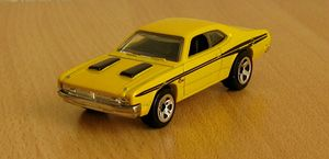 Dodge demon de 1971 de chez Hotwheels (2008) 01