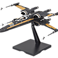 The last jedi : boosted x-wing poe dameron