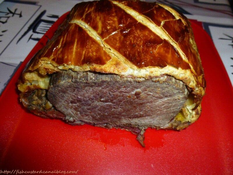 Beef Wellington de Gordon Ramsay