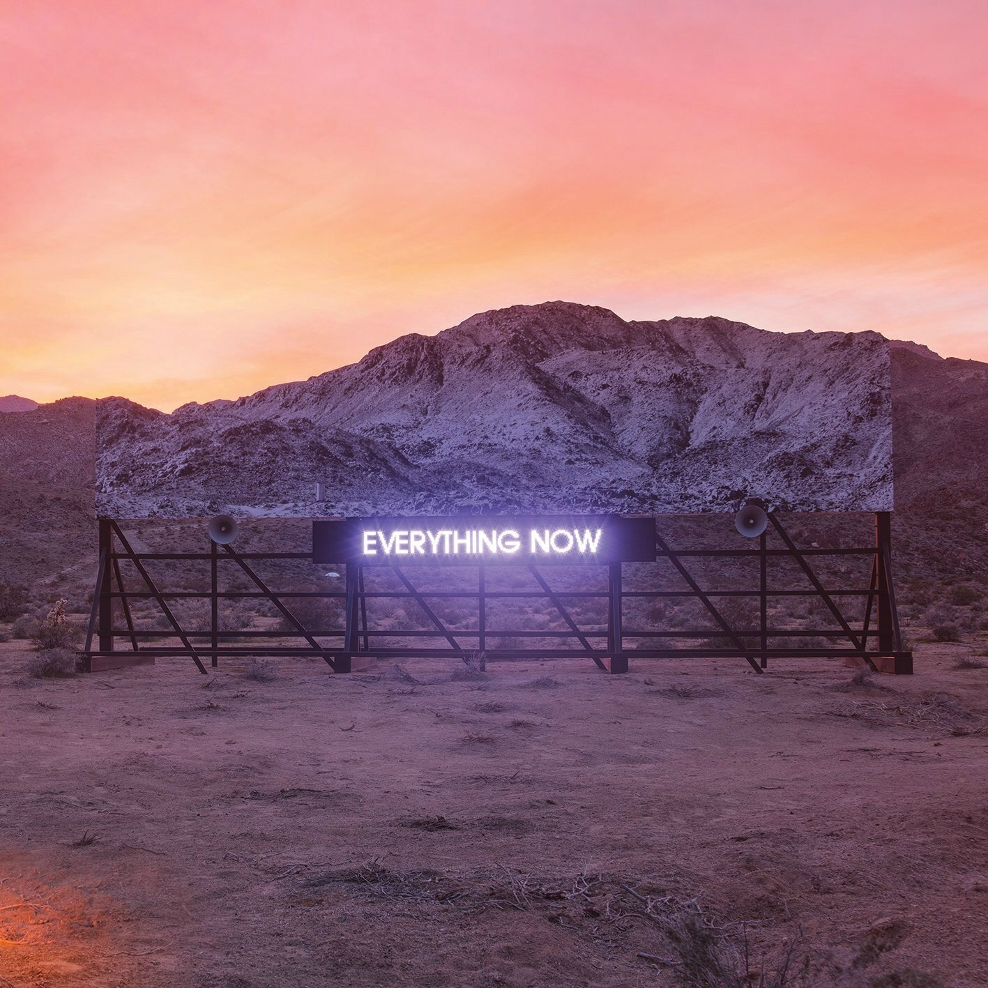 ARCADE FIRE – Everything Now (2017)