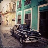 Cuba La Havanne Voiture