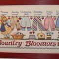 country bloomers