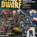 Hérésie d'horus : photos officielles de warhammer 30000 (white dwarf weekly leaks)