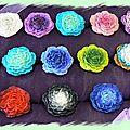 Une ronde de fleurs