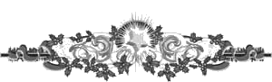 arabesque fleurie transprt