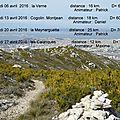 Programme du mois d'avril 2016