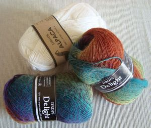 DROPS Alpaca (1101), Delight (10)