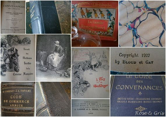 livres anciens pf