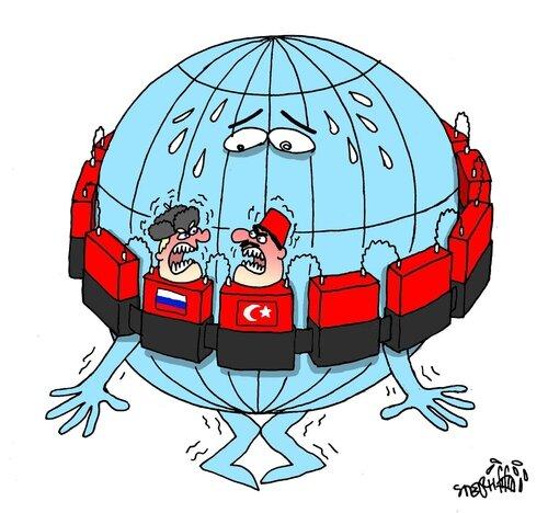 il est désormais absolument clair que Daech est une sorte d'entreprise familiale pour le président turc et ses enfants.