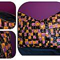 Grande trousse/ purplely