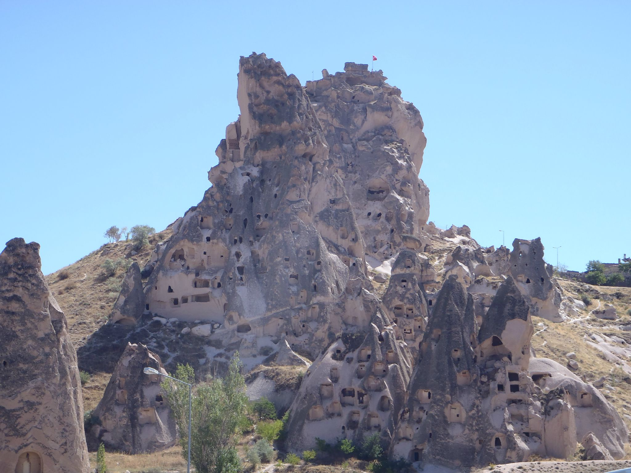 turquie gorème : arrivée en cappadoce
