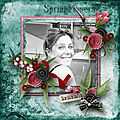 Tea Time Story - Kit by Angel's Designs