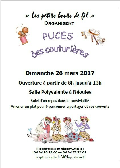 puce couturieres neoules