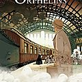 Le train des orphelins - Philippe Charlot et Xavier Fourquemin