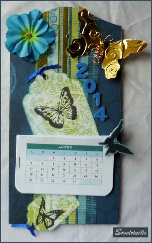 calendrier scrap 2014