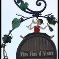 Pique nique au bord de la route des vins