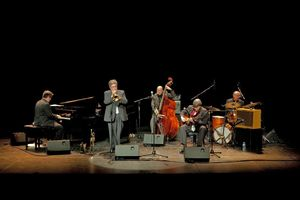 JUST FRIENDS QUINTET (3), photo François Mouriès