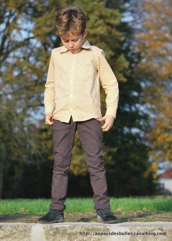 chemise Ottobre