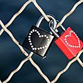 Cadenas (coeur) Pont des Arts_5008