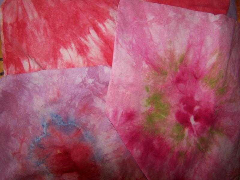 teinture de tissu au micro onde - Colorant Tissu