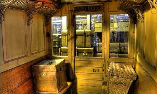 Wagon - Deutsches Technikmuseum - Berlin
