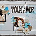 You&me forever canvas