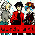 Grumpf's FanArt