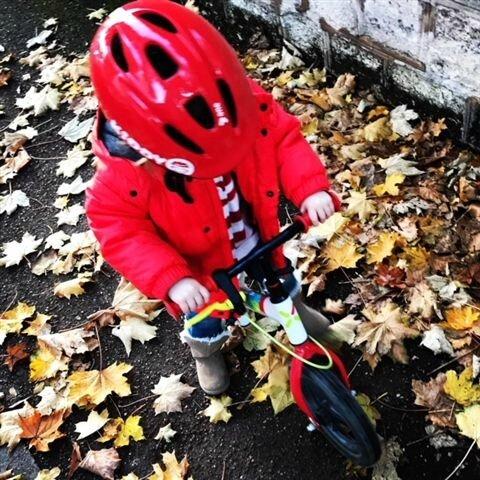 A bicyclette ©Kid Friendly