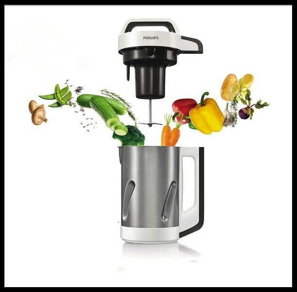 Soup maker philips le blog de moon for Le canape maker