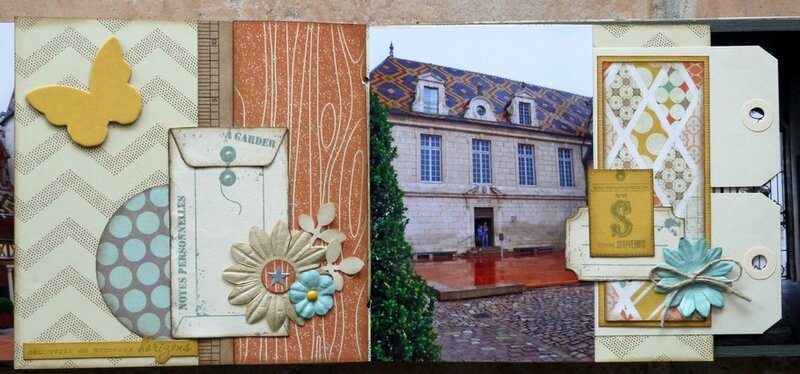 mini album BEAUNE 4