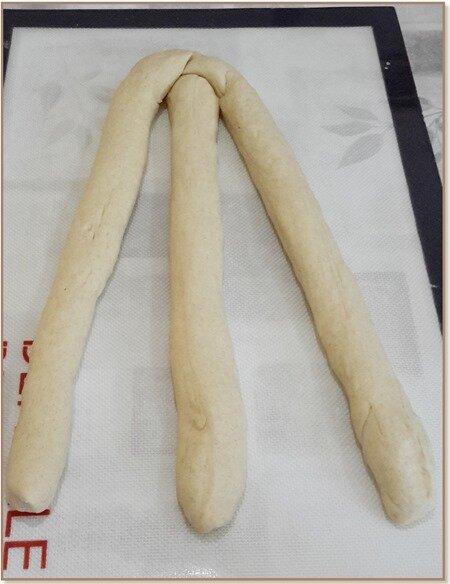 pain au lait tressé (thermomix ou autre)15