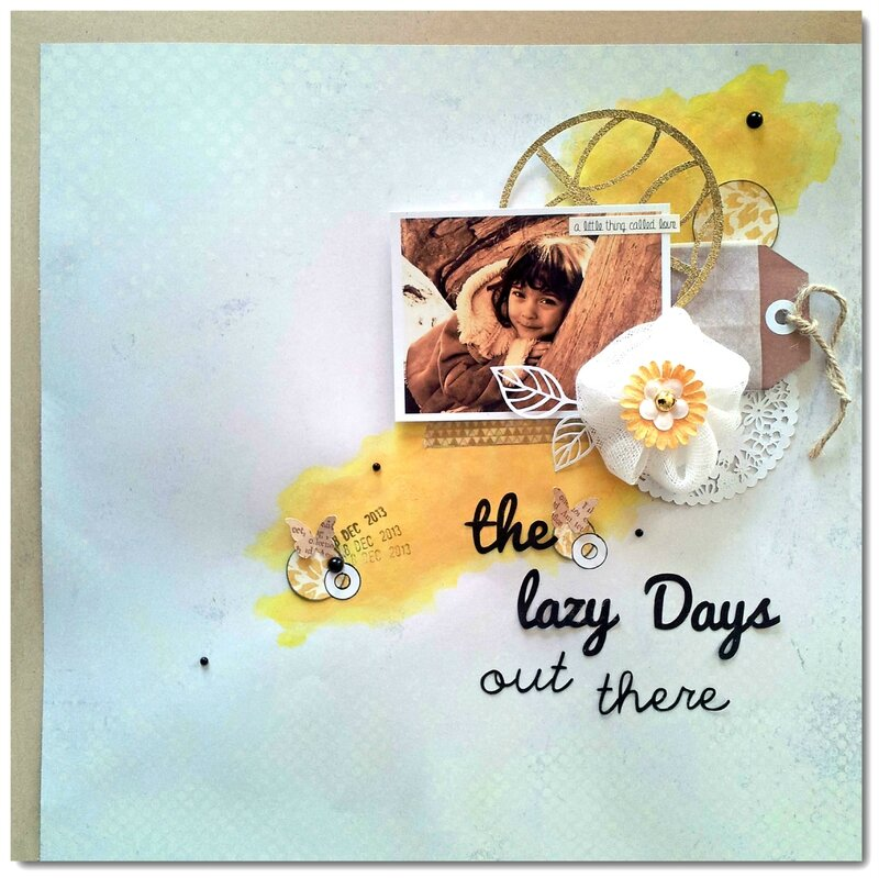 The lazy Days out there 2