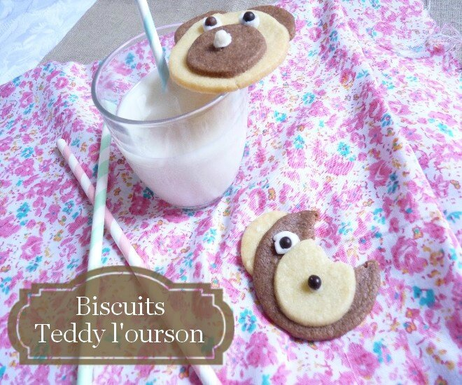 Biscuits Teddy l'ourson3