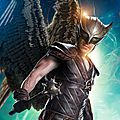 Legends of tomorrow - hawkman