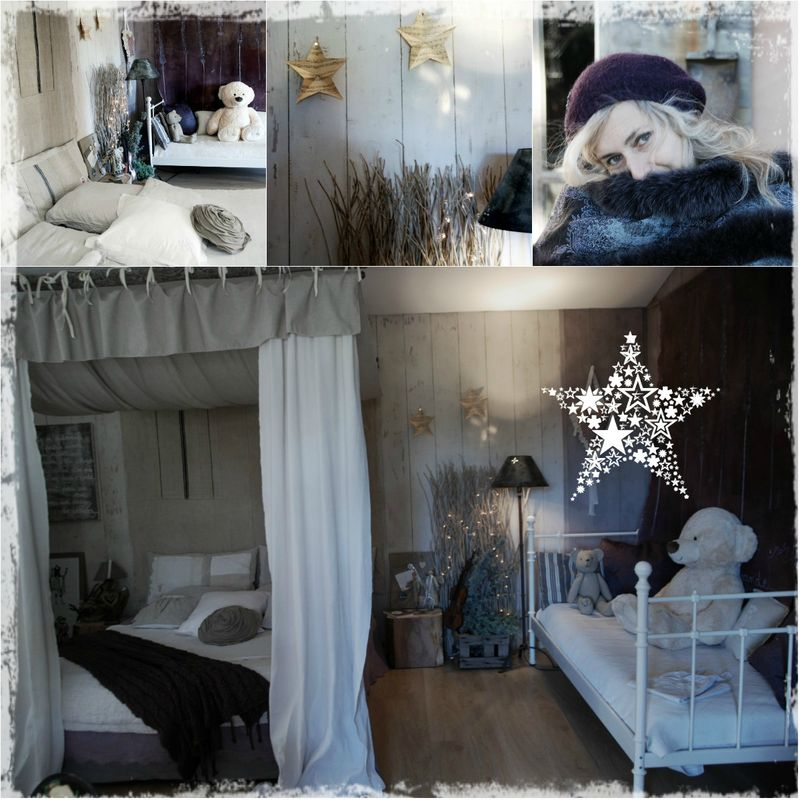 collage chambre d'hotes noel