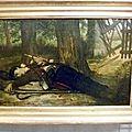 Ferrier, franc-tireur mort 1871
